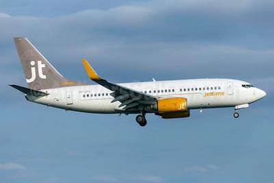 Jettime Boeing 737-7K2 OY-JTS (msn 33465) ARN (Stefan Sjogren). Image: 932459.