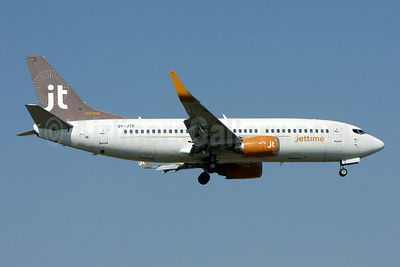 Jettime Boeing 737-3Y0 WL OY-JTD (msn 24678) LIS (Pedro Baptista). Image: 909361.