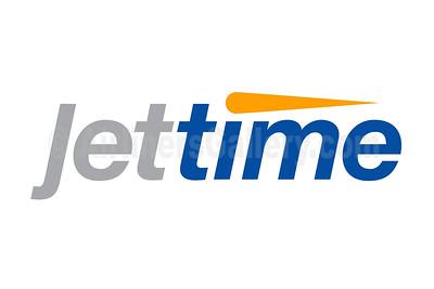 1. Jet Time logo