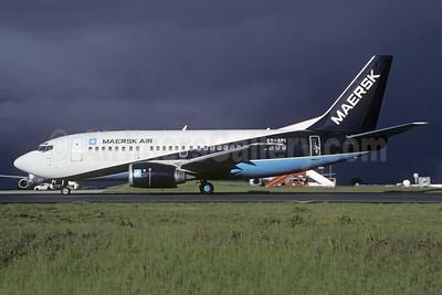 Maersk Air (Denmark) Boeing 737-5L9 OY-API (msn 28722) CDG (Christian Volpati). Image: 932681.
