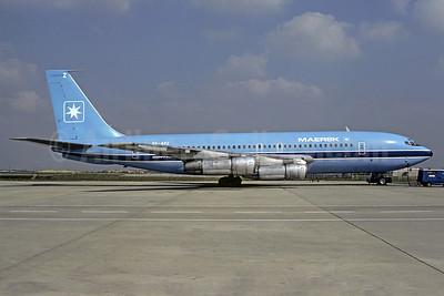 Maersk Air (Denmark) Boeing 720-051B OY-APZ (msn 18364) CDG (Christian Volpati). Image: 911943.