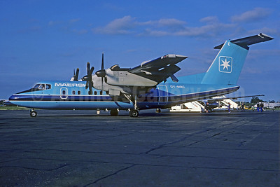 Maersk Air (Denmark) de Havilland Canada DHC-7-102 Dash 7 OY-MBC (msn 45) SEN (Christian Volpati Collection). Image: 925565.