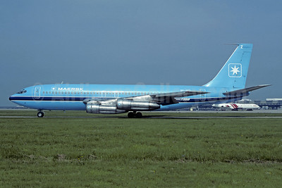 Maersk Air (Denmark) Boeing 720-051B OY-APZ (msn 18364) ORY (Christian Volpati). Image: 942803.
