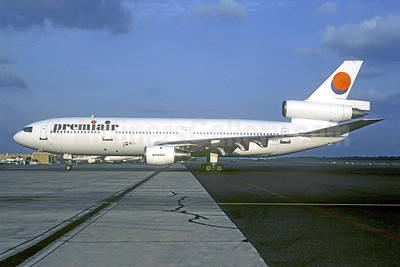 Premiair McDonnell Douglas DC-10-10 OY-CNT (msn 47833) (Christian Volpati Collection). Image: 952493.