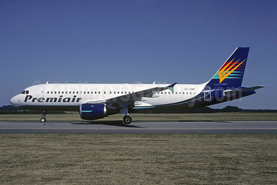 Premiair Airbus A320-211 OY-CNP (msn 294) (Pepscl). Image: 954095.