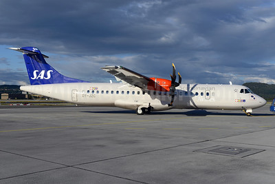 Airline Color Scheme - Introduced 1998 (SAS)