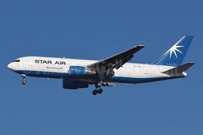 Star Air (Maersk) (Denmark) Boeing 767-204 (F) OY-SRK (msn 23072) ATH (Richard Vandervord). Image: 952483.