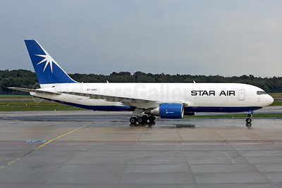 A new livery for Star Air of Denmark