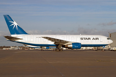 Star Air (Maersk) (Denmark) Boeing 767-219 (F) OY-SRN (msn 23326) CGN (Rainer Bexten). Image: 937860.