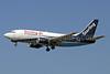 Sterling Airlines (3rd) (Sterling.dk) Boeing 737-5L9 OY-APB (msn 28084) (Maersk Air colors) LGW (Paul Denton). Image: 925562.
