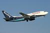 Sterling Airlines (3rd) (Sterling.dk) Boeing 737-7L9 OY-MRI (msn 28014) (Maersk Air colors) LGW (Antony J. Best). Image: 900138.