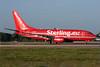 Sterling Airlines (3rd) (Sterling.eu) Boeing 737-7L9 WL OY-MRF (msn 28009) LGW (Antony J. Best). Image: 902212.