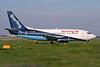 Sterling Airlines (3rd) (Sterling.dk) Boeing 737-5L9 OY-APB (msn 28084) (Maersk Air colors) LGW (Antony J. Best). Image: 900135.
