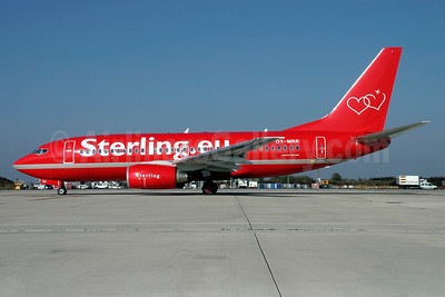 Sterling Airlines (3rd) (Sterling.eu) Boeing 737-7L9 OY-MRR (msn 34402) CDG (Christian Volpati). Image: 940607.