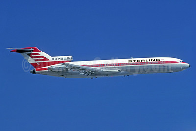 Sterling Airways (1st) Boeing 727-2J4 OY-SBE (msn 22079) ATH (Christian Volpati Collection). Image: 925560.