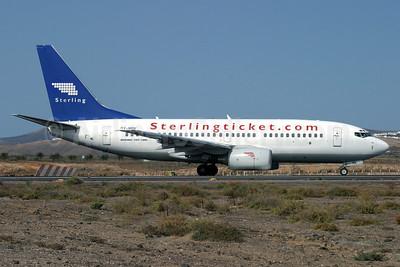 Sterling European Airlines (Sterlingticket.com) (2nd) Boeing 737-7L9 OY-MRK (msn 28012) ACE (Antony J. Best). Image: 900143.
