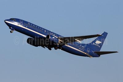 Sterling European Airlines (Sterlingticket.com) (2nd) Boeing 737-8Q8 WL OY-SEA (msn 28213) ARN (Stefan Sjogren). Image: 900144.