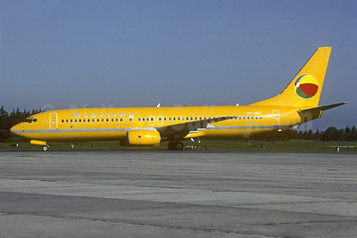 Sterling European Airlines (2nd) Boeing 737-8Q8 OY-SEC (msn 28221) CPH (Christian Volpati Collection). Image: 910361.