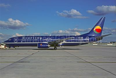 Airline Color Scheme - Introduced 1998 (blue)