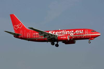 Sterling European Airlines (Sterling.eu) (2nd) Boeing 737-73A OY-MRO (msn 28497) LGW (Antony J. Best). Image: 902211.