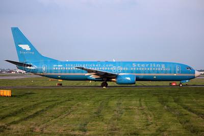 Sterling European Airlines (Sterlingticket.com) (2nd) Boeing 737-8Q8 WL OY-SED (msn 28237)  LGW (Antony J. Best). Image: 902213