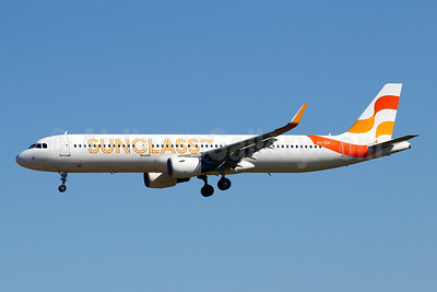 Sunclass Airlines Airbus A321-211 WL OY-TCD (msn 6314) PMI (Javier Rodriguez). Image: 953952.