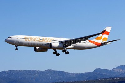 Sunclass Airlines Airbus A330-343 OY-VKI (msn 357) PMI (Javier Rodriguez). Image: 953955.