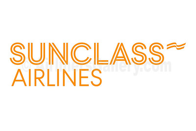 1. Sunclass Airlines logo
