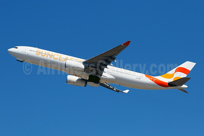 Sunclass Airlines Airbus A330-343 OY-VKI (msn 357) PMI (Javier Rodriguez). Image: 953956.