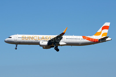 Sunclass Airlines Airbus A321-211 WL OY-TCE (msn 6342) PMI (Javier Rodriguez). Image: 953953.