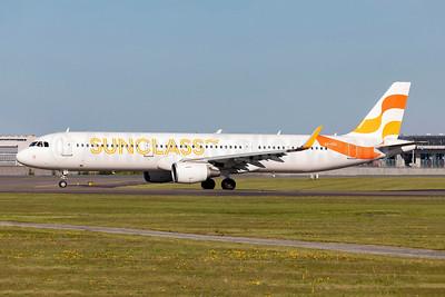 Sunclass Airlines Airbus A321-211 WL OY-TCI (msn 6468) ARN (Stefan Sjogren). Image: 953919.
