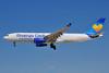 Thomas Cook Airlines Scandinavia Airbus A330-243 OY-VKF (msn 309) LAS (Ken Petersen). Image: 926690.