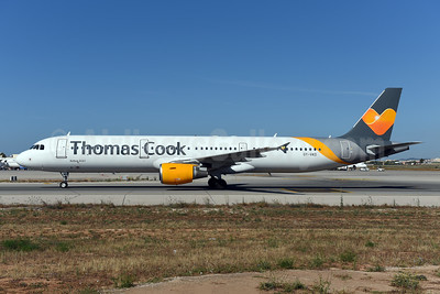 Thomas Cook Airlines (Scandinavia) Airbus A321-211 OY-VKD (msn 1960) PMI (Ton Jochems). Image: 953475.