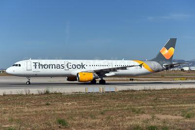 Thomas Cook Airlines Scandinavia Airbus A321-211 OY-VKC (msn 1932) PMI (Ton Jochems). Image: 933948.