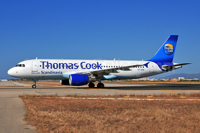 Thomas Cook Airlines Scandinavia Airbus A320-214 OY-VKM (msn 1889) PMI (Ton Jochems). Image: 953476.