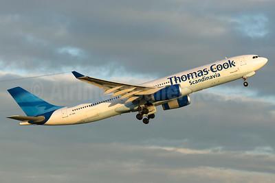 Thomas Cook Airlines Scandinavia Airbus A330-343 OY-VKG (msn 349) ARN (Stefan Sjogren). Image: 933946.
