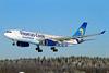 Thomas Cook Airlines Scandinavia Airbus A330-243 OY-VKF (msn 309) ARN (Stefan Sjogren). Image: 905892.