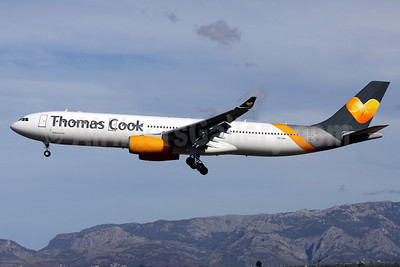 Thomas Cook Airlines Scandinavia Airbus A330-343 OY-VKI (msn 357) PMI (Javier Rodriguez). Image: 934925.