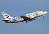 Estonian Air (Estonian Airlines) Boeing 737-505 ES-ABO (msn 24646) (Tallinn-European Capital of Culture 2011) ARN (Stefan Sjogren). Image: 904850.