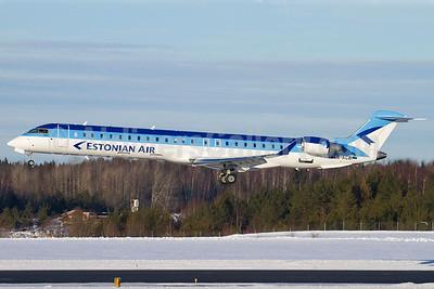Estonian Air (Estonian Airlines) Bombardier CRJ900 (CL-600-2D24) ES-ACB (msn 15261) ARN (Stefan Sjogren). Image: 905965.