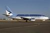 Estonian Air (Estonian Airlines) Boeing 737-5Q8 ES-ABC (msn 26324) LGW. Image: 938162.