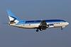 Estonian Air (Estonian Airlines) Boeing 737-33R ES-ABJ (msn 28873) ARN (Stefan Sjogren). Image: 900639.