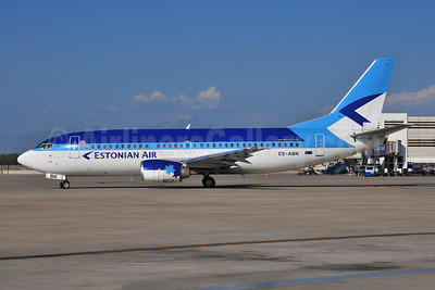 Estonian Air (Estonian Airlines) Boeing 737-36N ES-ABK (msn 28572) AYT (Ton Jochems). Image: 953852.