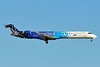 Nordica - LOT Polish Airlines Bombardier CRJ900 (CL-600-2D24) ES-ACB (msn 15261) BRU (Karl Cornil). Image: 938682.