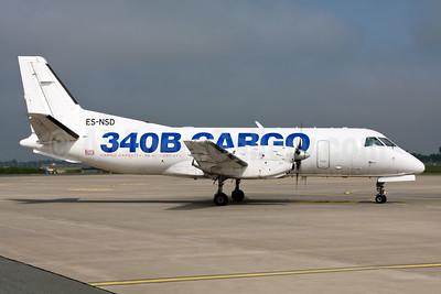 NyxAir - 340B Cargo SAAB 340B (F) ES-NSD (msn 171) NUE (Gunter Mayer). Image: 954498.