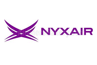 1. NyxAir logo