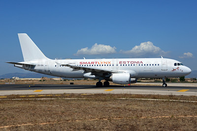 SmartLynx Airlines Estonia Airbus A320-214 ES-SAL (msn 566) PMI (Ton Jochems). Image: 912752.