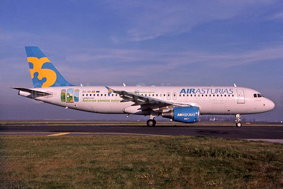 Promotional livery for Asturias, a natural paradise in Spain