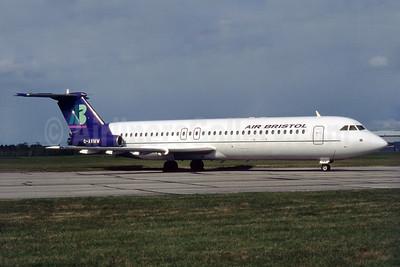 Air Bristol BAC 1-11 510ED G-AVMW (msn 150) STN (SM Fitzwilliams Collection). Image: 933431.