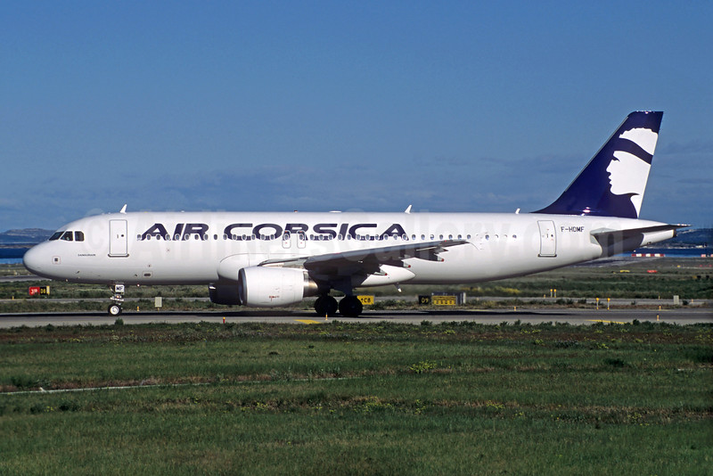 Air Corsica Airbus A320-214 F-HDMF (msn 4463) (Jacques Guillem Collection). Image: 928522.